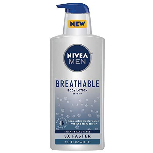 Nivea Men Breathable Body Lotion 3-Count Now $10.62