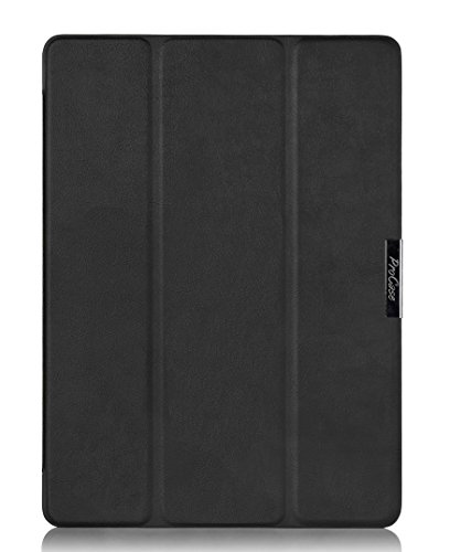 ProCase Galaxy Tab S 10.5 Case (SM-T800), Ultra Slim and Light, Hard Shell, with Stand, SlimSnug Cover Exclusive for 2014 Galaxy Tab S 10.5 inch Tablet (Black)