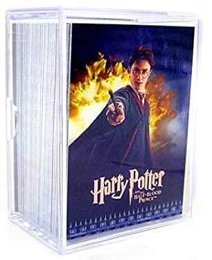 Artbox Harry Potter and The Half Blood Prince Movie Trading Cards Base Set (90 Cards)