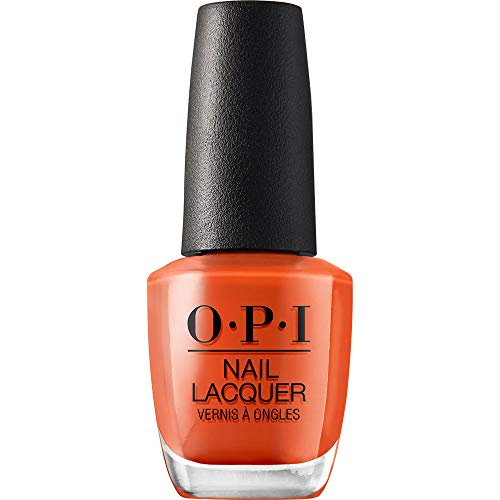 OPI Nail Lacquer, Suzi Needs A Loch-Smith