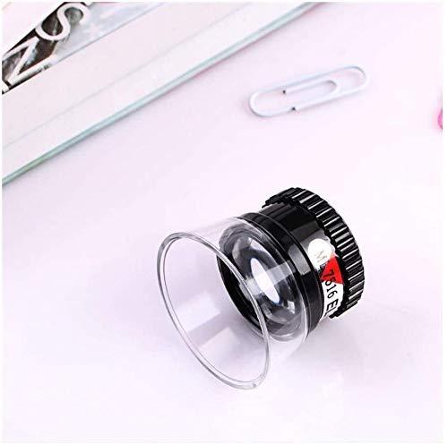 Lupe Lupen, tragbare 15X 22mm monokulare Lupe Lupenlinse Juwelier Werkzeug Augenlupe Uhr Reparaturwerkzeug
