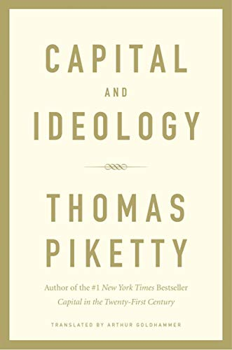 Capital and Ideology (English Edition)