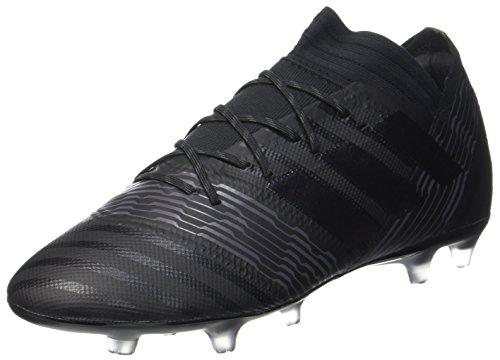 adidas adidas Unisex Nemeziz 17.2 FG S80593 Sneaker, Schwarz (Core Black/Core Black/Utility Black), 40 1/3 EU