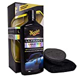 Meguiar's Ultimate Liquid Car Wax 473ml Pure Synthetic Polymer Car Wax