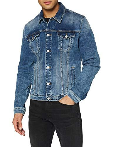 LTB Jeans Santino Chaqueta de Jean, Newland 53215 Undamaged Wash, XL para Hombre