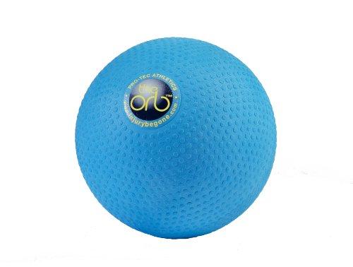 Pro-Tec Athletics–Bola Azul en el ORB alta densidad de tejido profundo masaje 12,7cm de diámetro