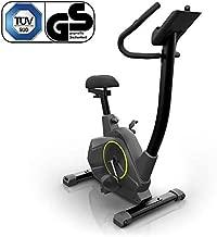 12 kg /• 8-Stufiger Magnetwiderstand /• Tablethalterung /• PulseControl /• SilentBelt Drive /• max Klarfit Relaxbike 6.0 SE Liege-Ergometer /• Cardiobike /• Heimtrainer /• Schwungmasse 100 kg