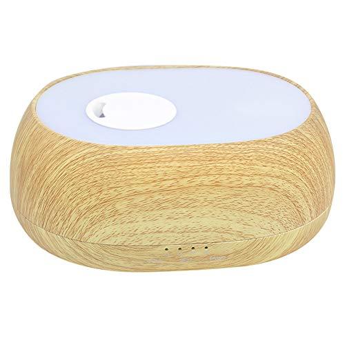 Humidificador, luz Nocturna de Dos Modos de iluminación para la decoración del Aire y de la iluminación de la humidificación de la habitación(European Standard 220V~240V, Transl)