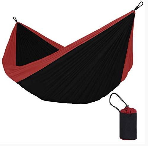 linfei Fashion Double Light Hammock Parachute Cloth Breathable Ultra Light Hammock 320Cm*200Cm