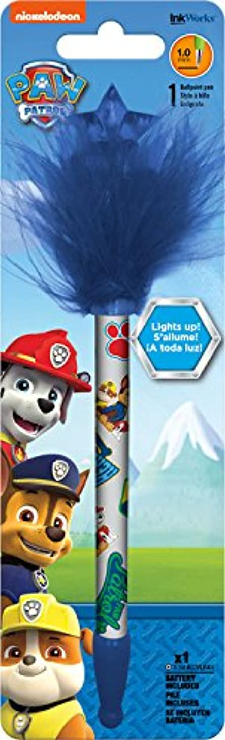 InkWorks Paw Patrol Chase Wiggle Pen