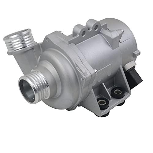 Electric Engine Water Pump 11517586925 for BM-W E60 E70 E90 E91 E92 E93 E82 E83 128i 325i 328i 330i 525i 528i 530i X3 X5 Z4 with 3.0L N52 Engine