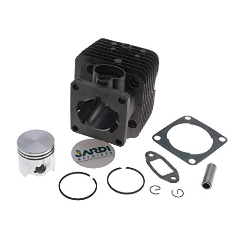 Jardiaffaires Kit Cylindre Piston Complet débroussailleuse Stihl FS120 diamètre 35mm