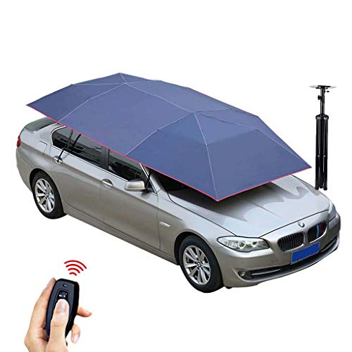 Car Awning Suitable for Mazda 2/3/5/6/8/CX-3/CX-4/CX-5 Axela Atenza Rainproof and Heat-Insulated Camping Tent Sunshade Umbrella for car Driving
