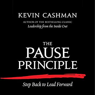 The Pause Principle audiobook cover art
