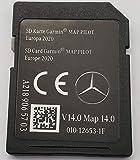 SD Karte GPS Mercedes Garmin MAP Pilot Europe 2020 - STAR1 - v14 - A2189065703