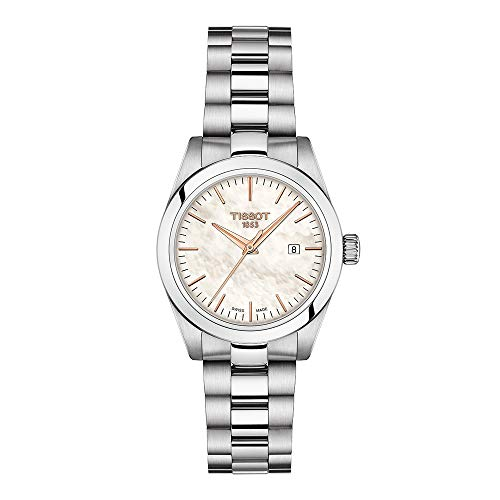 Tissot orologio T-My Lady 29mm madreperla quarzo acciaio T132.010.11.111.00 - Default Title