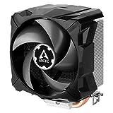 ARCTIC Freezer 7 X CO - Kompakter CPU-Kühler für den Dauerbetrieb, 100 mm Lüfter, Kompatibel für Intel- & AMD-Sockel, 300-2000 RPM (PWM-gesteuert), voraufgetragene MX-2-Wärmeleitpaste - Schwarz