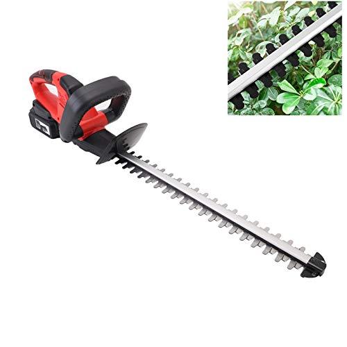 K99 Inalámbricos Cortasetos, Herramienta para el jardín eléctrico, cizallas para setos portátiles, Paisajismo Cortador (diámetro 15 mm)