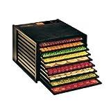 Excalibur - Deshidratador de Alimentos - Negro - 9 Bandejas Con Programador