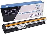 Propiedades de la batería: batería de litio; 14.4V(Compatible con 14.8V) ; 2600mAh ; 4 celdas Compatible con L12L4E01; L12S4E01; L12L4A02; L12M4A02; L12M4E01; L12S4A02; 121500171; 121500172; 121500173; 121500174; 121500175; 121500176 Duración de la b...