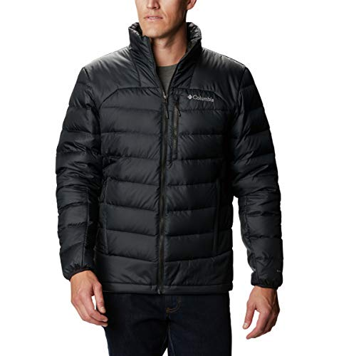 Columbia Men's Autumn Park Down Jacket, Black, Large