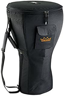 """Remo Djembe Bag 14"""" Deluxe Black with Shoulder Strap"""