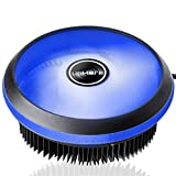 upHere 4pin PWM LED Azul Ventilador de CPU Disipador de Calor - Silencioso para Intel (ACC92BE