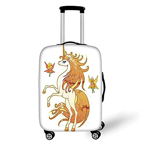 Travel Luggage Cover Suitcase...