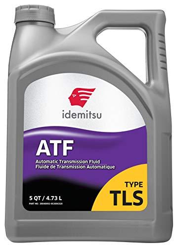 Idemitsu 30040093-95300C020 ATF Type TLS (T-IV) Automatic Transmission Fluid for Toyota/Lexus/Scion-5 Quart