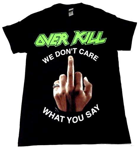 【OVERKILL】オーバーキル オフィシャルTシャツ#03 (XL)