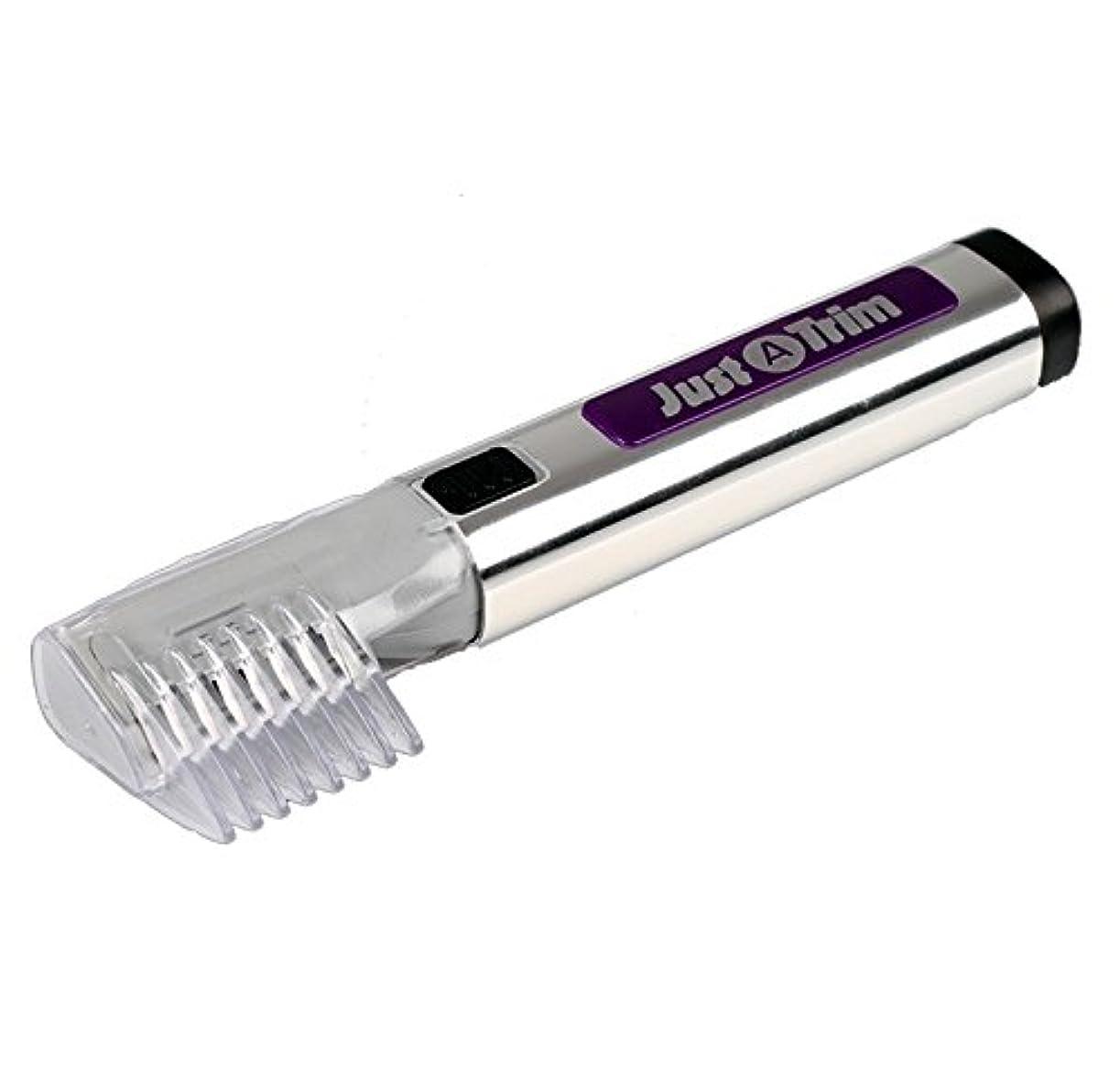 不当非行否定する無駄 毛 トリマー 電池 式 電動 カミソリ 眉毛 ヒゲ 整髪 SD-EH-113