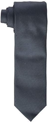 HUGO Mens Tie cm 7 Necktie, Medium Blue (425), ONESI
