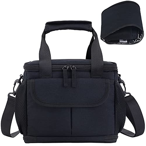 SEILBLOT Insulated Portable Lunch Bag for Men/Women/Kids,Collapsible Lunch...