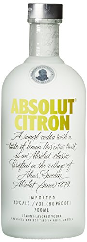 Absolut Wodka Citron (1 x 0,7 l)