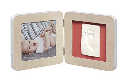 Baby Art 3601091300 My Baby Touch Print Frame rond scandinave Multicolore