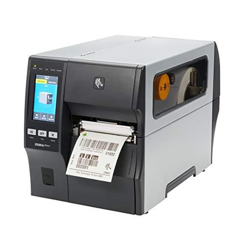 Zebra ZT411 - Impresora industrial de transferencia térmica (203 ppp, ancho de impresión, 4...