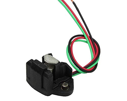 ChenYang HallEffect Drehzahlgeber CYHME56C (4.5V-24V, 9mA, NPN(OC), Drehzahlsensor, Endschalter, Positionssensor, Geschwindigkeitsmesser, Encoder,bessere Eigenschaften gegenüber magnetischen Störungen
