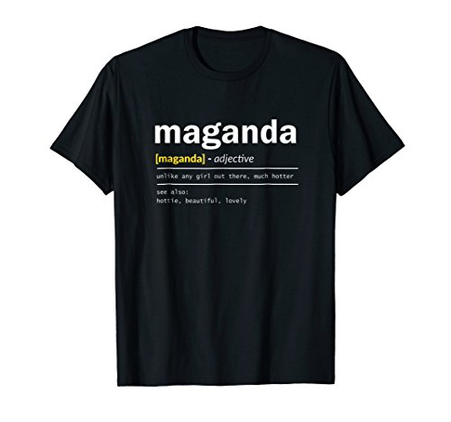 Maganda Filipino Princess Shirt Pinay Philippines Filipina