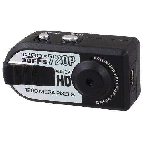 Q5 1280 x 720P 30 fps digitale HD videocamera mini tumb camera DV
