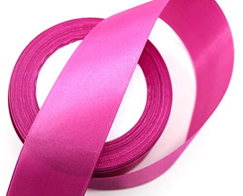 CaPiSo® Cinta de raso de 22 m, 40 mm de ancho, cinta...