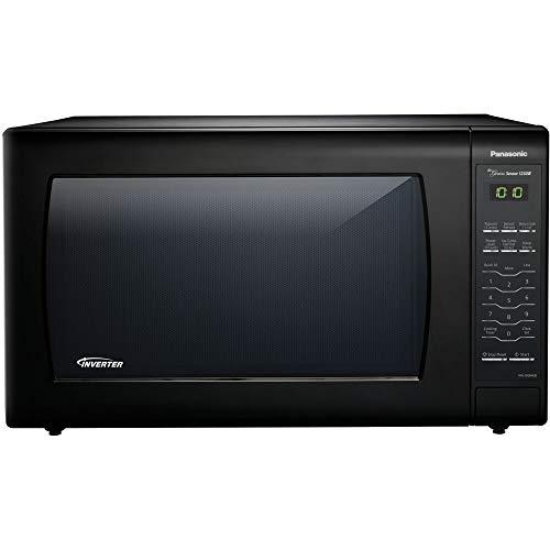 Find Bargain Panasonic 2.2 Cu. Ft. 1250W Genius Sensor Countertop Microwave Oven with Inverter Techn...