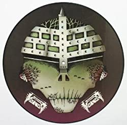 Too Scared To Scream / Cockroaches (Picture Disc)