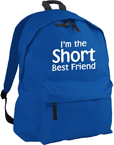 HippoWarehouse I'm The Short Friend Backpack ruck Sack Dimensions: 31 x 42 x 21 cm Capacity: 18 litres