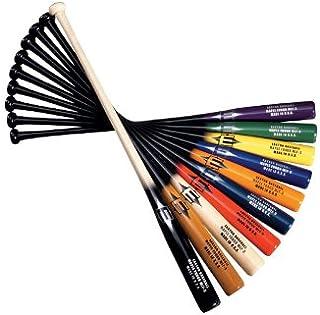 EASTON MLF6 Maple Fungo Wood Baseball Bat, 34 in, 2021, Fungo Bat, Handcrafted in USA