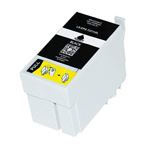 T2711 XL Cartuccia compatibile Nero Per Epson WorkForce WF-3620 WF-3640 WF-7110 WF-7610 WF-7620