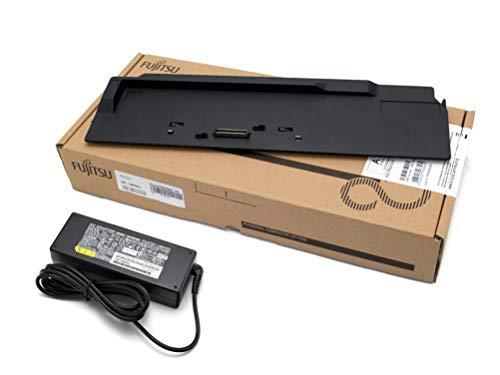 IPC-Computer Fujitsu LifeBook E756 Original Docking Station inkl. 80W Netzteil