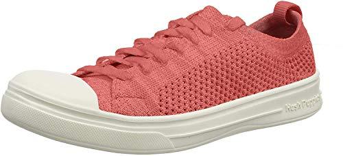 Hush Puppies Shnoodle Lace, Zapatillas Mujer, Rosa Coral Coral, 41 EU