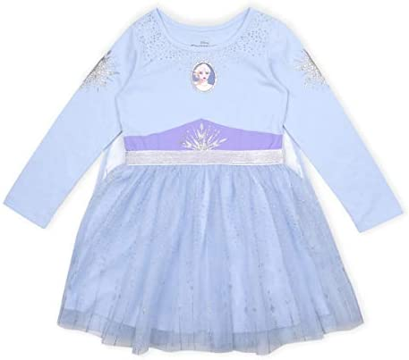 Childrens blue dress _image1
