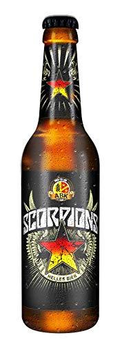 SCORPIONS Bier 0,33l