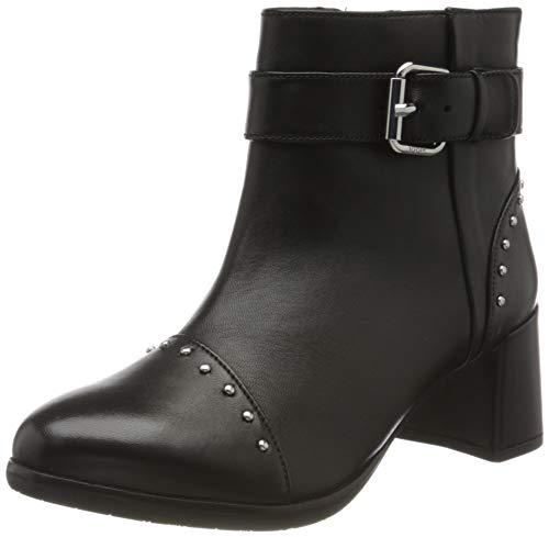 JOOP! Damskie buty nara Boot mie 1 sztyblety, czarny - Schwarz Black 900-38 EU